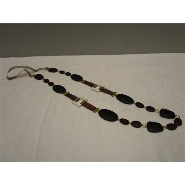 """Beaded Necklace 40"""""""