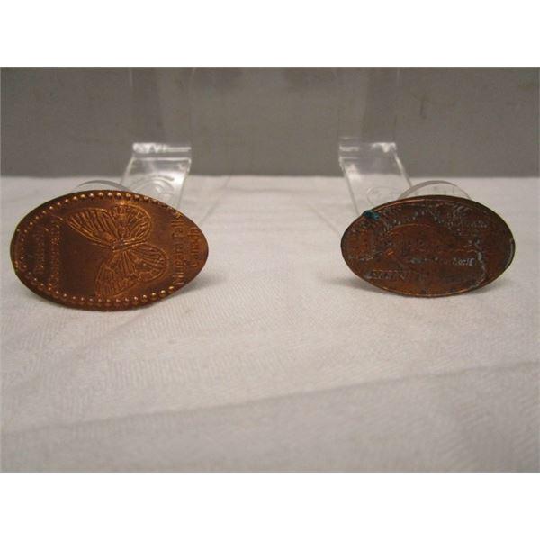 Flattened Pennies