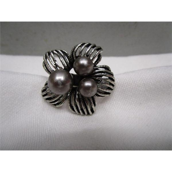 Jewellery Vintage Adjustable Ring