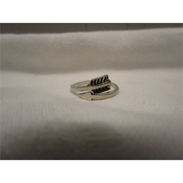 Ring Size 7 with Arrow