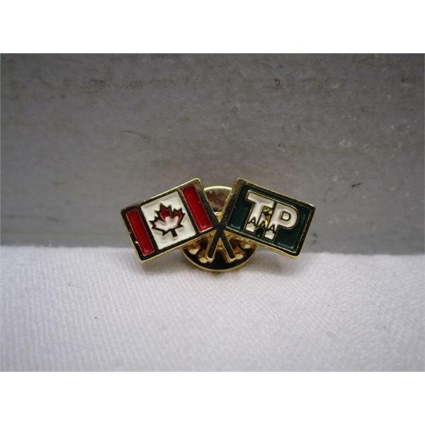Canadian Flag TP Lapel Pin