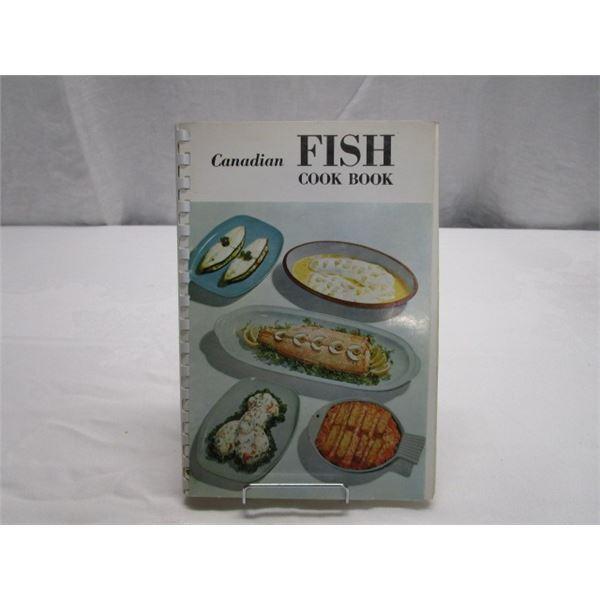 BOOK Canadian Fish Cook Book