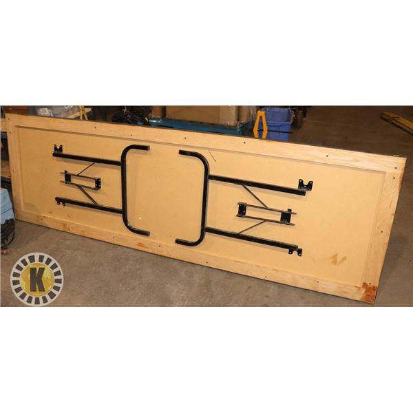 COMMERCIAL LEG FOLDING TABLE (HEAVY)