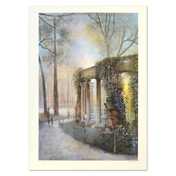 Antonio Rivera,  Luxembourg  Limited Edition Lithograph, Numbered and Hand Signed.