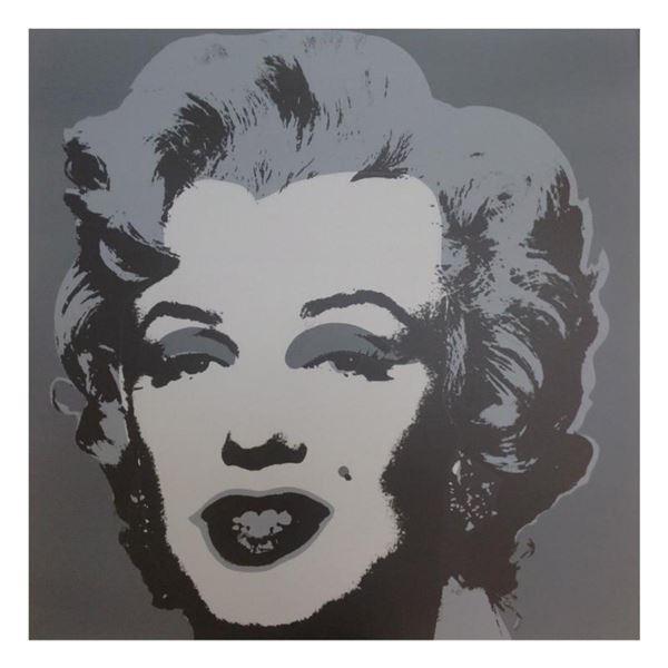 "Andy Warhol ""Marilyn 11.24"" Silk Screen Print from Sunday B Morning."