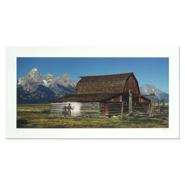 """Robert Sheer, """"Pioneer Spirits"""" Limited Edition Single Exposure Photograph, Numbered and Hand Signed"""