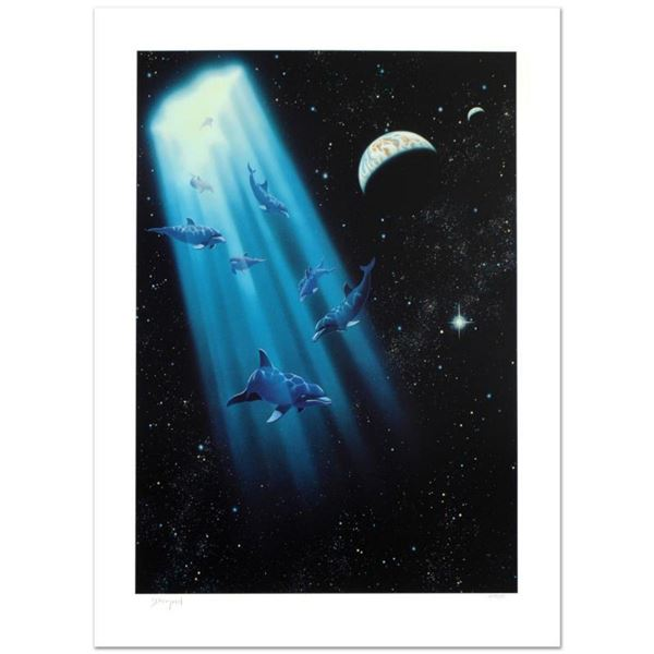 """""""Conception"""" Limited Edition Giclee by William Schimmel, Numbered and Hand Signed by the Artist. Com"""