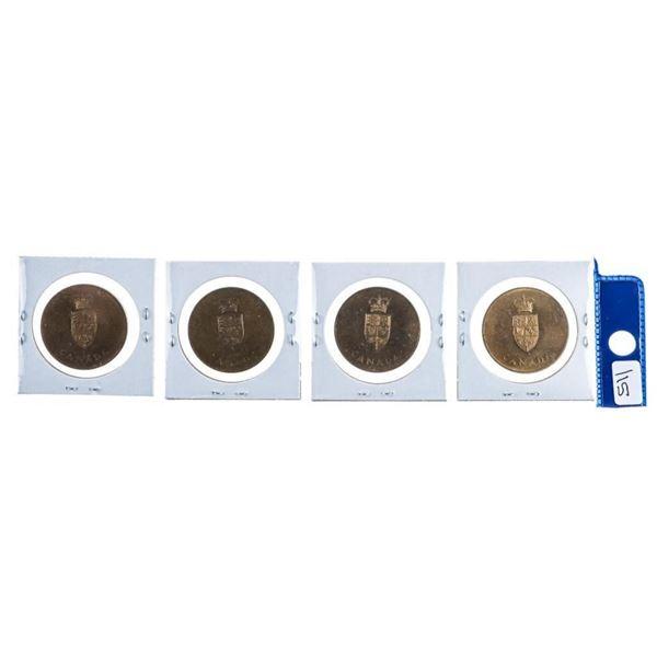 Canada 2011 UNC Coin Set