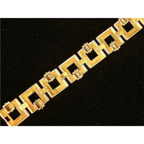 ffffffeae825a A TIFFANY & CO RETRO 18K YELLOW GOLD, WHITE GOLD, DIAMOND AND ...