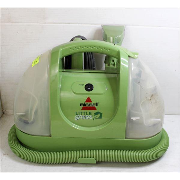 BISSELL LITTLE GREEN MACHINE