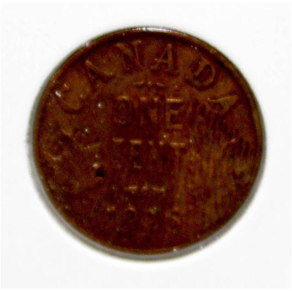 1926 SEMI-KEY DATE CANADA SMALL CENT