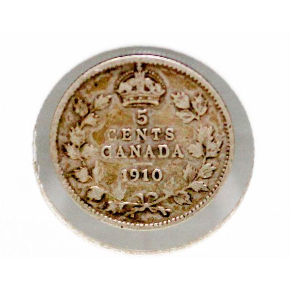 1910 EDWARDIAN CANADA SILVER  FISHSCALE