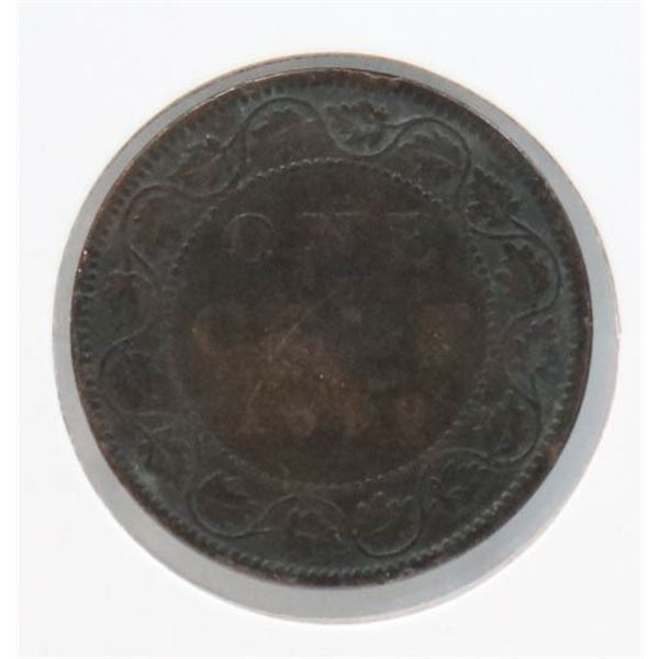 1899 VICTORIAN CANADA LARGE CENT