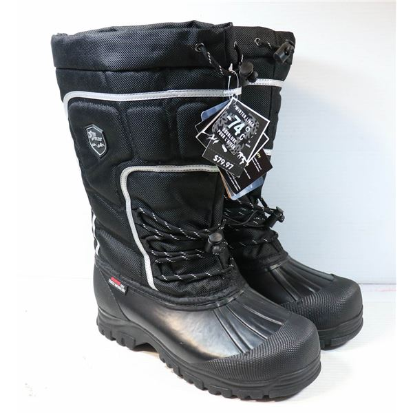ICE FIELDS WINTER BOOTS GOOD TO -74C SIZE 11 - NEW