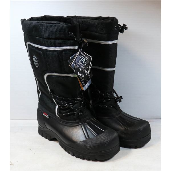 ICE FIELDS WINTER BOOTS GOOD TO -74C SIZE 10 - NEW