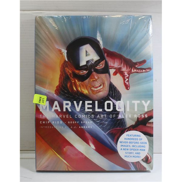 NEW FACTORY SEALED MARVELOCITY COLLECTORS EDITION