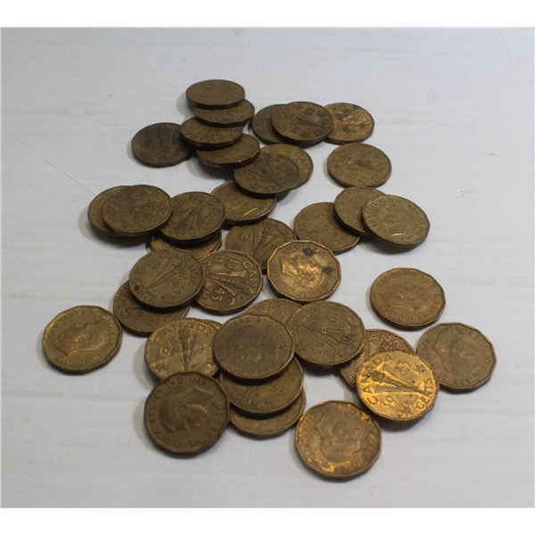 TOMBAC NICKELS