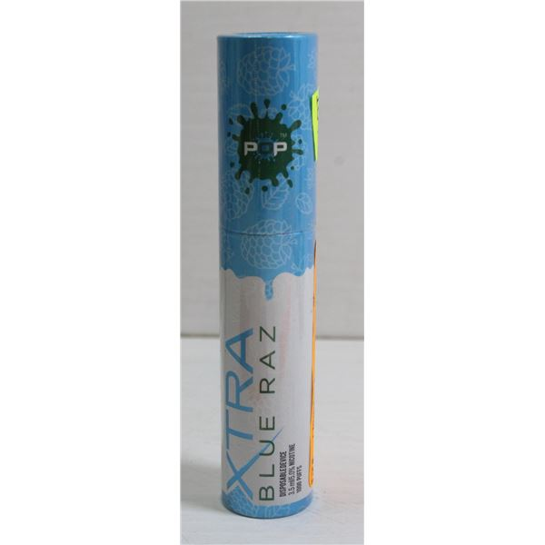ONE POP XTRA 1000 PUFFS E-CIG 5% BLUE RAZ