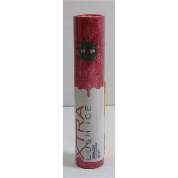 ONE POP XTRA 1000 PUFFS E-CIG 5% LUSH ICE