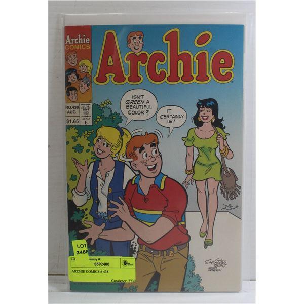 ARCHIE COMICS # 438