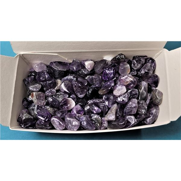 13) LOT OF 97.5 GRAMS OF NATURAL POLISHED