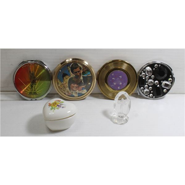 COMPACTS & MORE