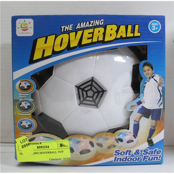 THE AMAZING HOVERBALL TOY