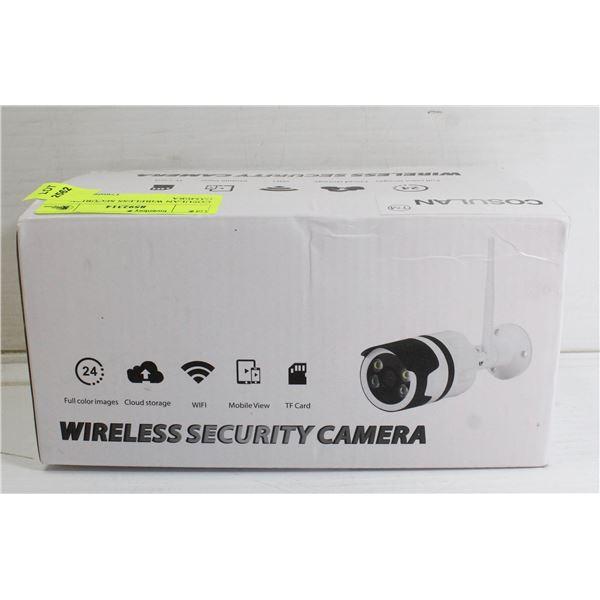 COSULAN WIRELESS SECURITY CAMERA
