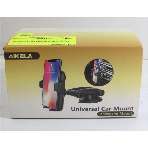 AIKELA UNIVERSAL CAR MOUNT
