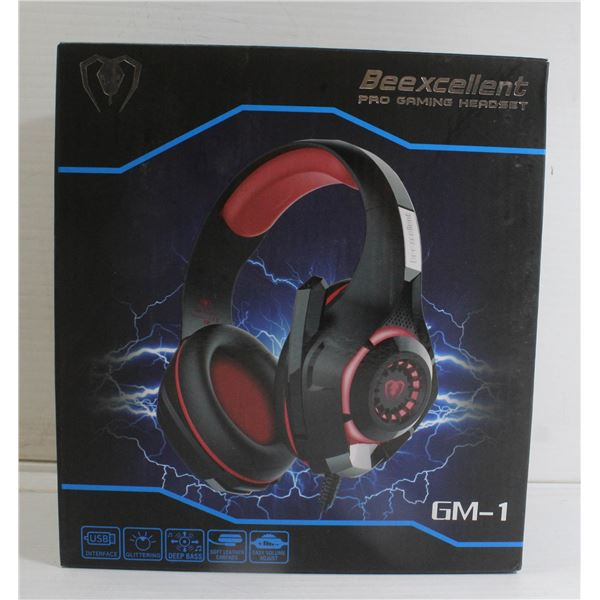 BE EXCELLENT PRO GAMING HEADSET