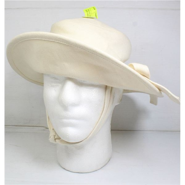TILLEY HEMP ALL WEATHER HAT SIZE SMALL ADULT