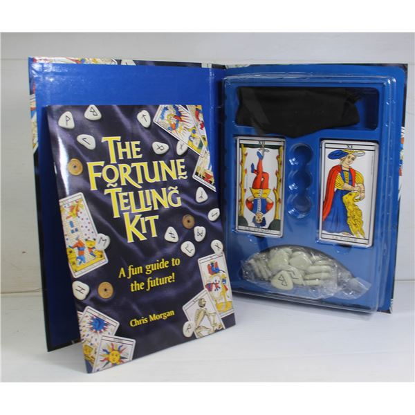 THE FORTUNE TELLING KIT