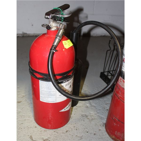 15LBS CHARGED FIRE EXTINGUISHER