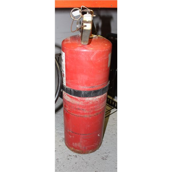2OLBS CHARGED FIRE EXTINGUISHER