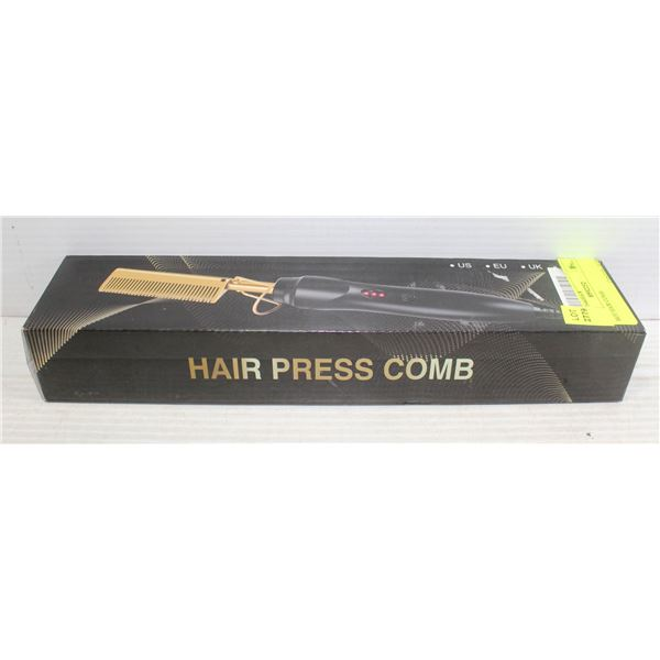 HOT HAIR COMB