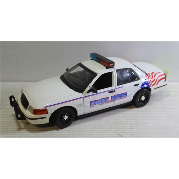 1:18 FERNDALE POLICE CROWN VICTORIA INTERCEPTOR