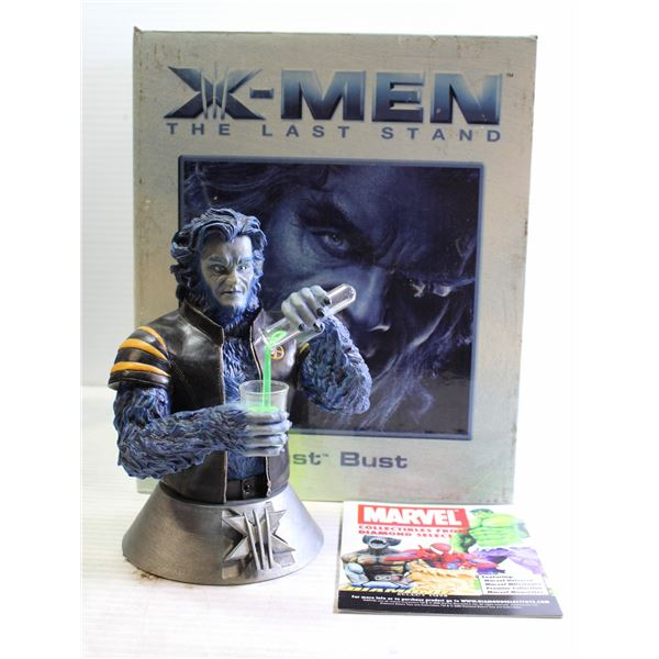 LIMITED EDITION X-MEN BUST - BEAST