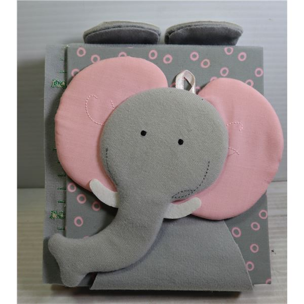ELEPHANT GROWTH WALL CHART