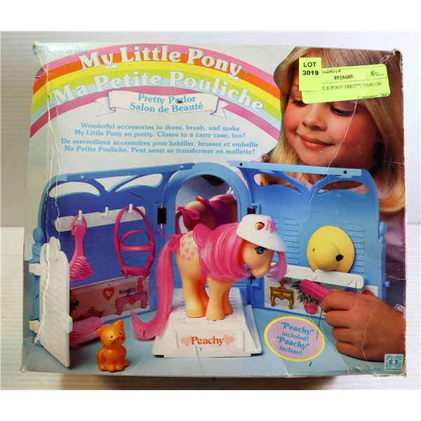 MY LITTLE PONY PRETTY PARLOR