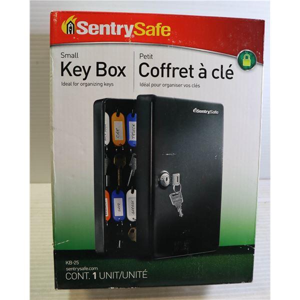 SENTRY SAFE KEY BOX (25 KEYS)