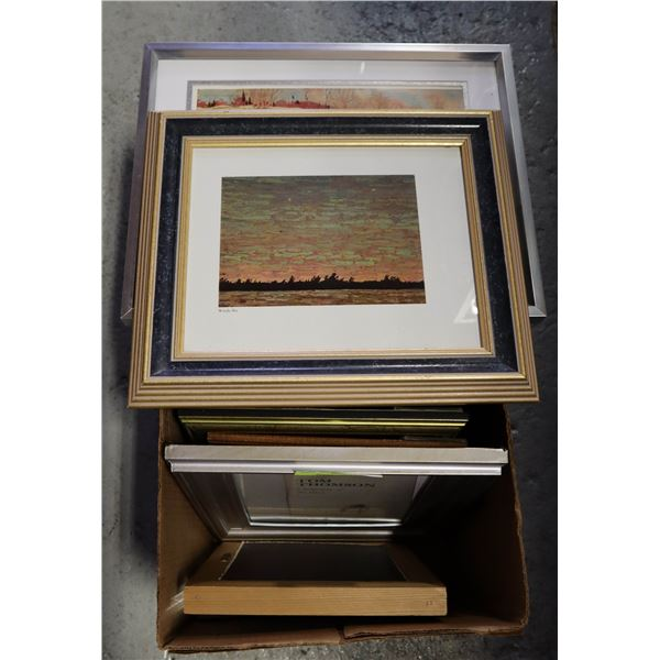 """GROUP OF 10 PICTURES """"TOM THOMSON"""" ESTATE"""