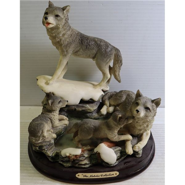 """PACK OF WOLVES - """"THE NATALIA COLLECTION"""""""
