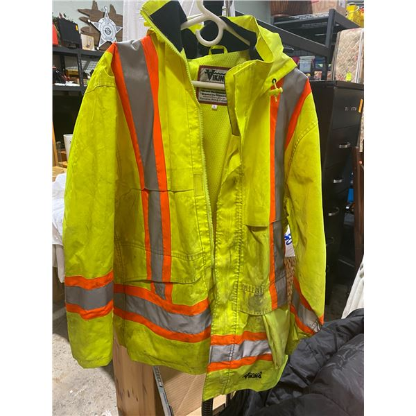 Viking size large safety coat
