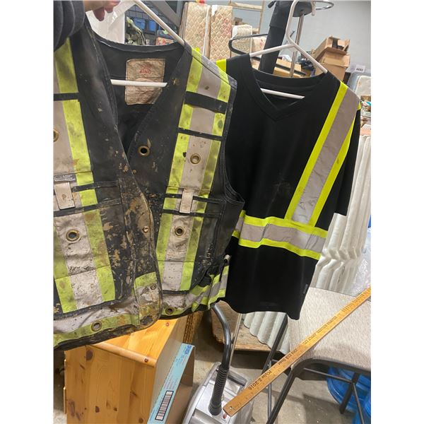 Safety shirt and vest