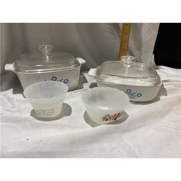 Corning ware and other