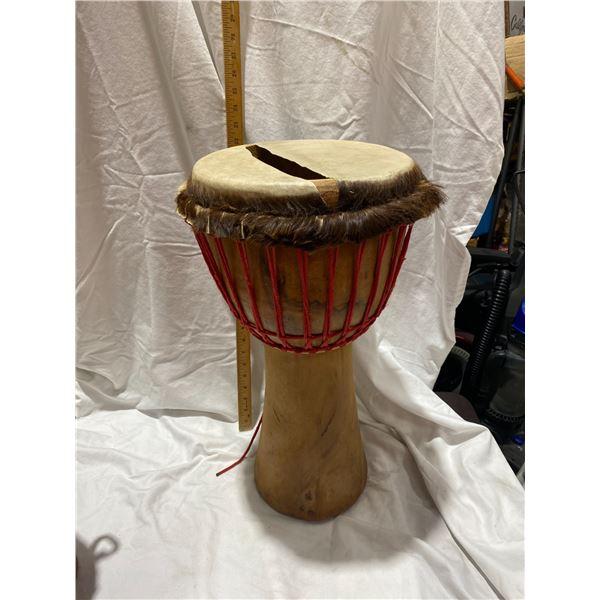 Drum in need of repair