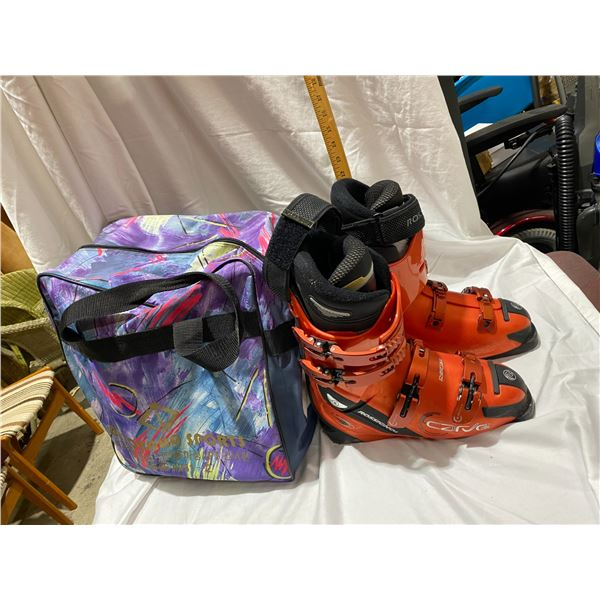 Rossignol 26.5 ski boots