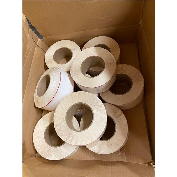 Label rolls