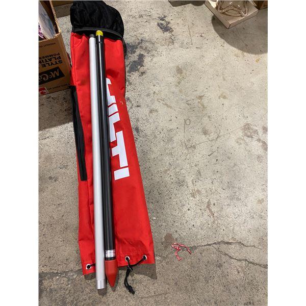 Hilti bag and pole