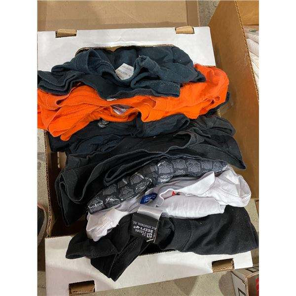 Men's shirts assorted sizes